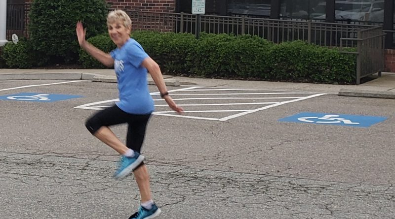 This 70-Year Skipped a Half Marathon!